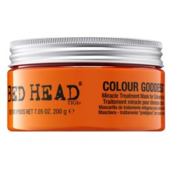 TIGI BED HEAD COLOUR GODDESS MIRACLE TREATMENT MASK MASCARILLA CAPILAR 200 GR
