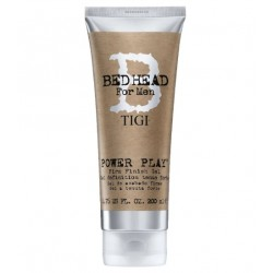 TIGI BED HEAD B FOR MEN POWER PLAY FIRM FINISH GEL 200 ML