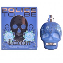 comprar perfumes online hombre POLICE TO BE TATTOOART EDT 125 ML