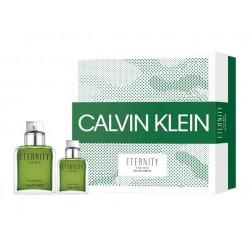 CALVIN KLEIN ETERNITY FOR MEN EDP 100ML + 30 ML SET REGALO