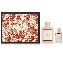 comprar perfumes online GUCCI BLOOM EDP 100 ML VAPO + HAIR MIST 30 ML SET REGALO mujer