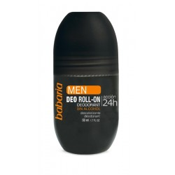 BABARIA MEN DESODORANTE BASIC ROLL-ON 50ML
