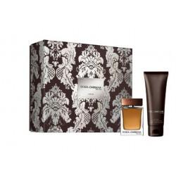 comprar perfumes online hombre DOLCE & GABBANA THE ONE MEN EDT 50 ML + A/S BALM 75 ML SET REGALO