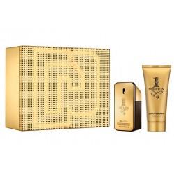 comprar perfumes online hombre PACO RABANNE 1 MILLION EDT 50 ML + S/GEL 100 ML SET REGALO