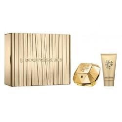 comprar perfumes online PACO RABANNE LADY MILLION EDP 50 ML+ B/L 75 ML SET REGALO mujer