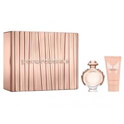 comprar perfumes online PACO RABANNE OLYMPEA EDP 50 ML + B/L 75 ML SET REGALO mujer