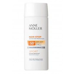 ANNE MOLLER NON STOP FLUID FACE CREAM SPF 50+ 75 ML