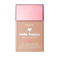 BENEFIT HELLO HAPPY FOUNDATION 05 MEDIUM COOL 30 ML