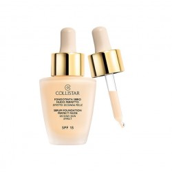COLLISTAR BASE SERUM PERFECT NUDE SPF 15 1 IVORY 30 ML