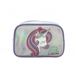 DREAM LIKE A UNICORN NECESER RECTANGULAR MEDIANO