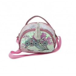 DREAM LIKE A UNICORN BOLSO DOBLE CREMALLERA MEDIANO