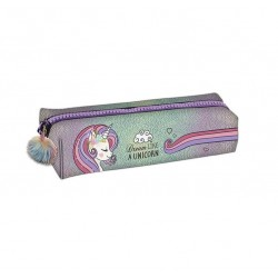 DREAM LIKE A UNICORN NECESER PEQUEÑO RECTANGULAR