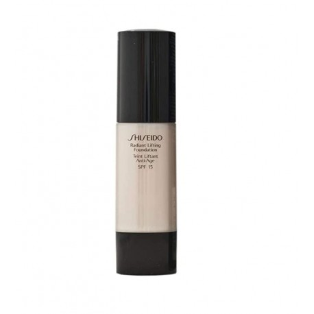 SHISEIDO RADIANT LIFTING FOUNDATION 30 ML SPF 15 COLOR D20 RICH BROWN