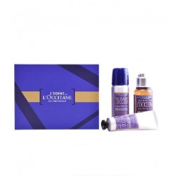 L'OCCITANE EN PROVENCE L'OCCITAN GEL DE AFEITAR 30 ML + AFTER SHAVE 30 ML + SHOWER GEL 75 ML SET REGALO