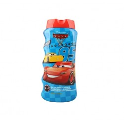CARS GEL & CHAMPÚ 2 EN 1 475 ML