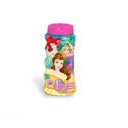 DISNEY PRINCESAS GEL CHAMPÚ 2 EN 1 475 ML