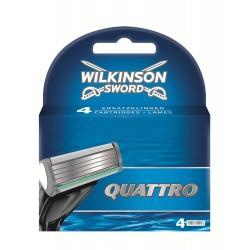 WILKINSON SWORD QUATTRO 4 CUCHILLAS