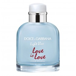 comprar perfumes online hombre DOLCE & GABBANA LIGHT BLUE LOVE IS LOVE EDT 125ML VP LIMITED EDITION