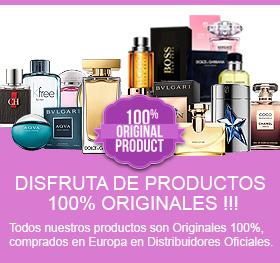 Todos nuestros productos son originales 100% comprados en Europa de distribuidores oficiales